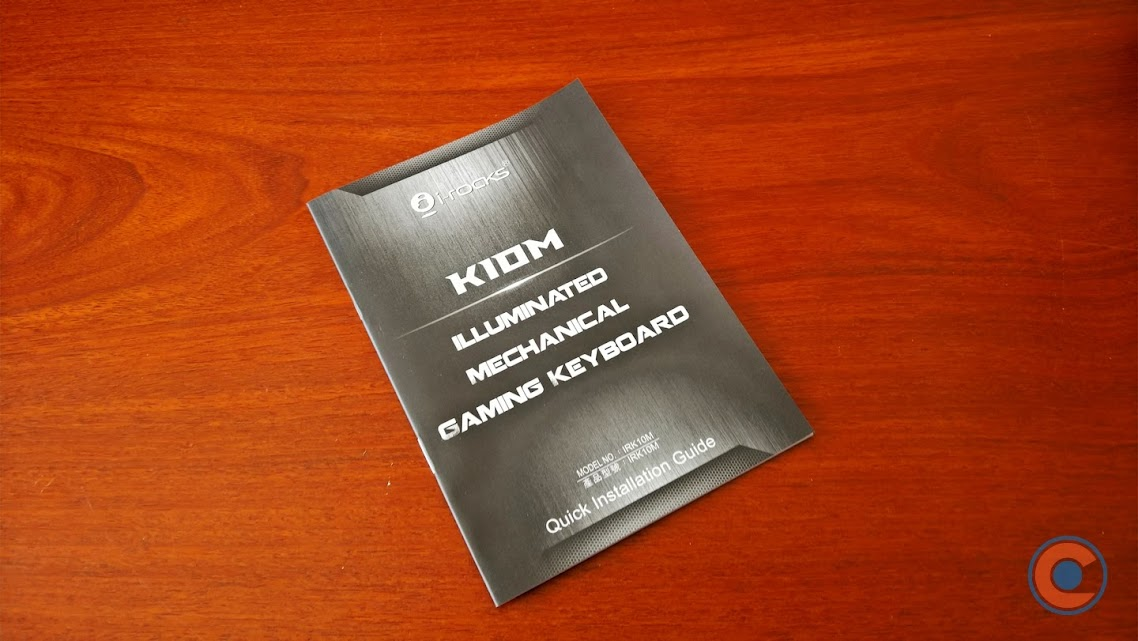 i-Rocks Kiom IRK10M