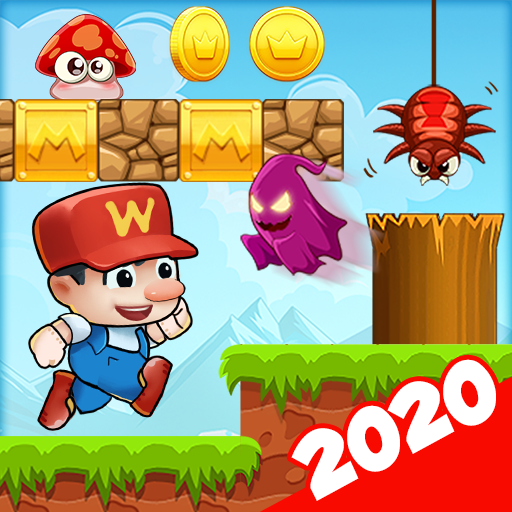 Super Bino Go 2 - New Game 2020 Icon