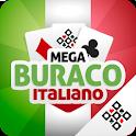 Buraco Italiano Online - Jogo de Cartas grátis icon