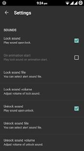 Screen Lock- screenshot thumbnail