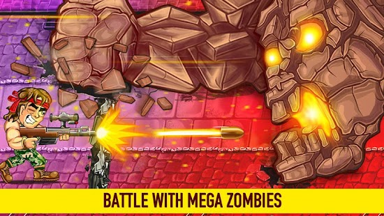 Last Heroes - Explosive Zombie Defense Shooting- screenshot thumbnail