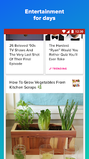 BuzzFeed: News, Tasty, Quizzes- screenshot thumbnail