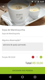 Hand in Food - Cardápio Digital- screenshot thumbnail