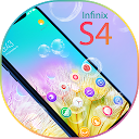 Beautiful Flowers Theme Infinix s4 launch 2.0.1 APK تنزيل