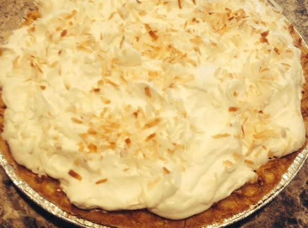 Johnny Ray's Coconut Cream Pie Recipe