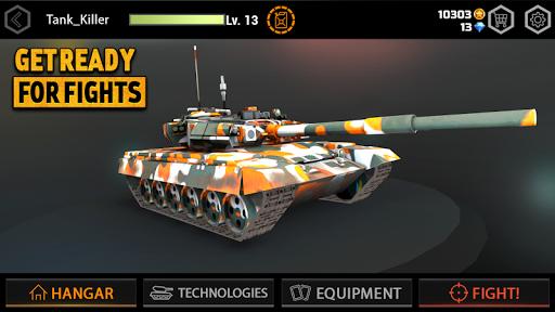 Iron Tank Assault : Frontline Breaching Storm 1.1.18 screenshots 8