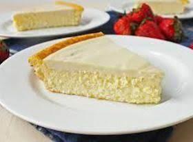 Sour Cream Cheese Cake