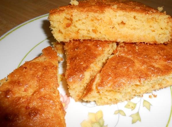 Ellen's Cheesy Cornbread Recipe