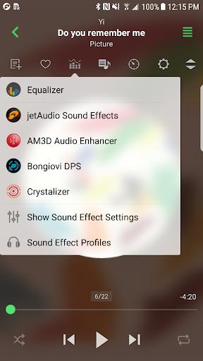 jetAudio HD Music Player 9.10.1 screenshots 1