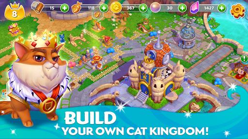 Cats & Magic: Dream Kingdom 1.4.101675 screenshots 1
