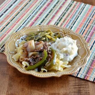 Noodles, Beef & Veggie