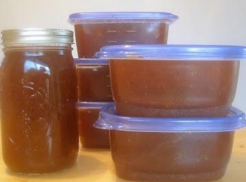 Brown Soup Stock Recipe