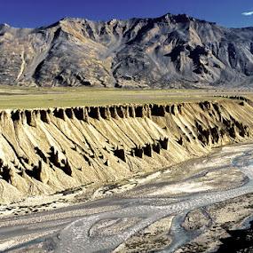 God's Own Creation by Debashis Mukherjee - Landscapes Mountains & Hills (  )