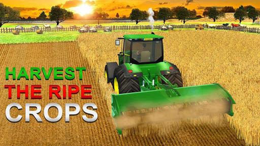収穫ファームシミュレータ3D|玩模擬App免費|玩APPs