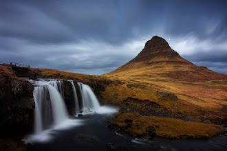 Photo: Kirkjufell  Difficult to capture a unique persective when you are in front of the iconic Kirkjufell mountain in Iceland.  The elements such as the waterfalls and the mountain in the backgroud fit so nicely together that it would be a crime not to take a picture of that scenery!  The light was very low and the clouds threatening which lead to a dark and moody feeling. I hope you will like it!   Available for sale on: http://fineartamerica.com/featured/kirkjufell-dominique-dubied.html  #Iceland #Kirkjufell #BTPCCC by +BestTopPhotographer #BTPLandscapePro by +BTP Landscape Pro +Nancy Dempsey+Rinus Bakker  #showyourbestwork and +ShowYourBestWork by +Britta Rogge #besttopphotographergroup +BestTopPhotographer by +Rinus Bakker +Jack Stepanyan +Nicole Gruber #besttopphotographer member of www.besttopphotographer.com #stunningmoment +Stunning Moment by +Alycia Tsai #artistphtographermateurorprofessional +Artist , photographer , amateur or professional by +jany viala #soothingphotography (+Soothing Photography) curated by +E Cindy, +Massimo Marengo, +Tomoaki Matsushita, +Naghmeh Khadembashi and +Steve J. Giardini #EuropeanPhotography  +European Photo +Janusz Brakoniecki +Jean-Louis LAURENCE +Susanne Ramharter +Ela Kupiec  +Carlos Duarte #PromotePhotography by +Promote Photography  #PhotoManiaSchweiz by +Günter Schurr +Photo Mania Schweiz #fantasticphotos  +Fantastic Photos  by +dietmar rogacki #LandscapePhotography +Landscape Photography +Margaret Tompkins +Kevin Rowe +Toshi Nakamura +Bill Wood +Tony Phillips +Jeff Beddow +Krzysztof Hanusiak +Dennis Hoffbuhr +Dave Gaylord +Doug Hagadorn +Eric Drumm +RJ Wilner  +Icelandscapes curated by  +Stefan Brenner #Icelandscapes