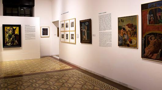 'Desde mi ventana': Federico Castellón, surrealismo con alma mediterránea