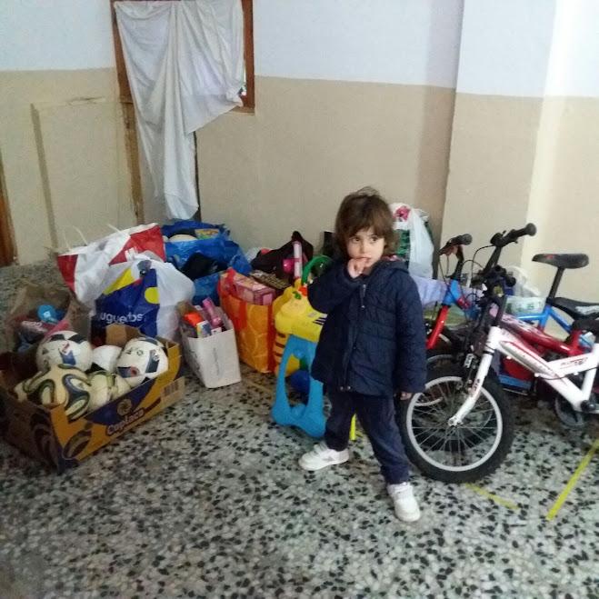 """El Mocador de Sagunto participa en la iniciativa """"Bufandas solidarias"""""""