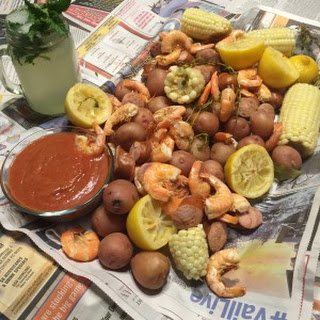 Colorado Low-Country Boil
