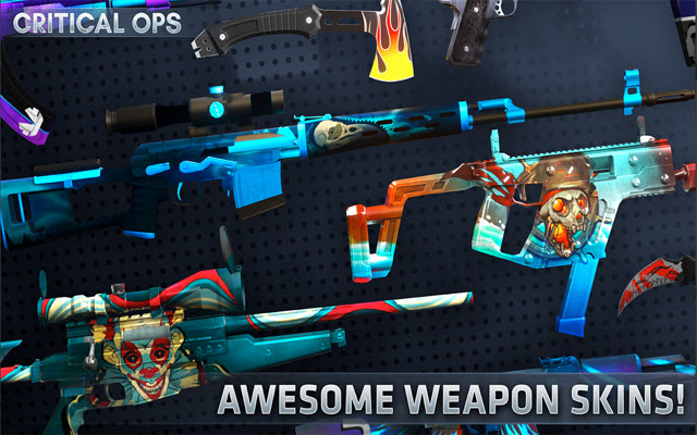 Critical Ops: Multiplayer Online FPS