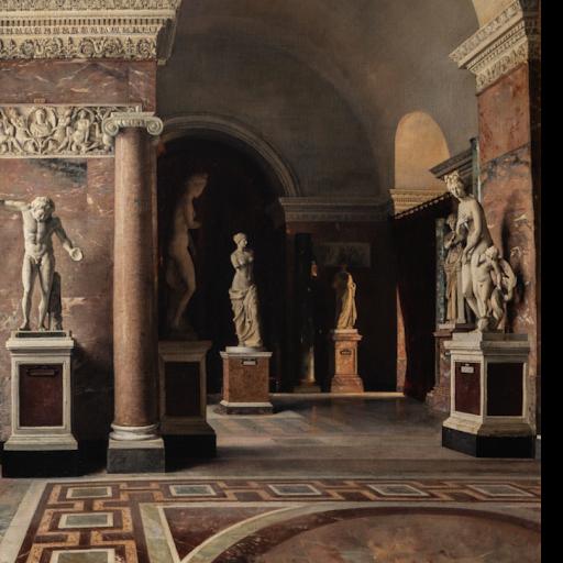 Segoura Fine Art - Julie Buchet - Galerie dite de la Vénus de Milo