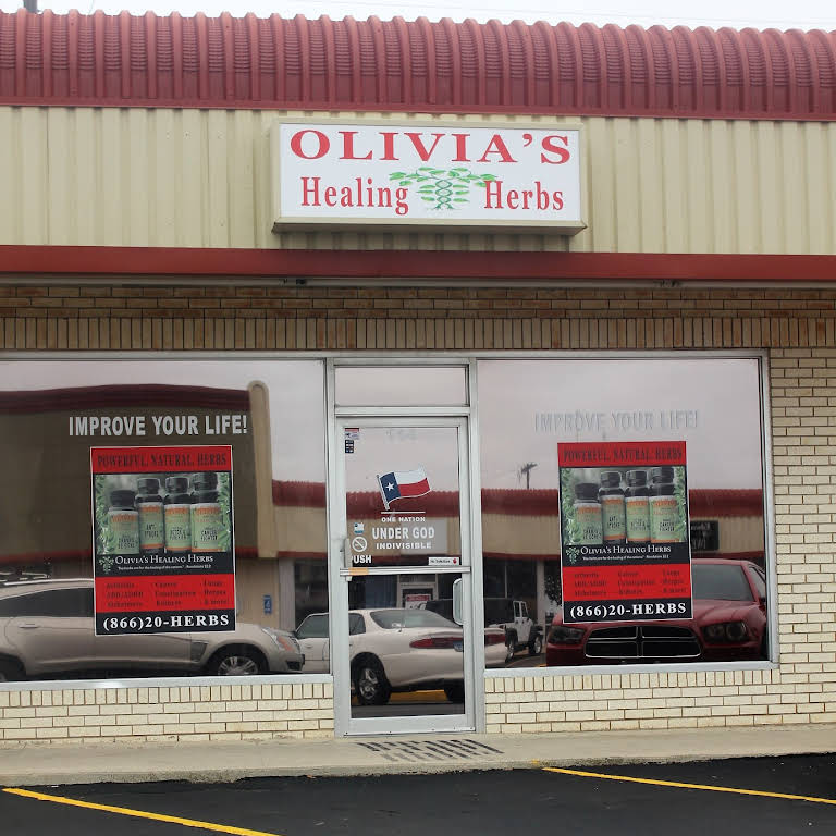 Olivia's Healing Herbs - Herbal Medicine Store in Copperas Cove