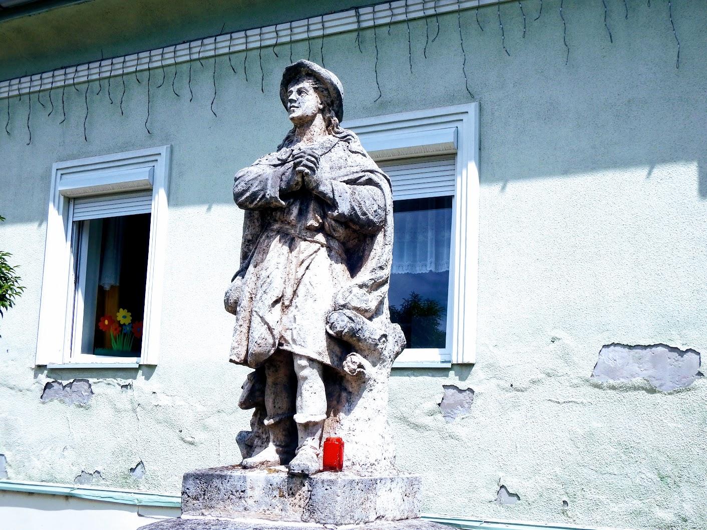 Biatorbágy - Szent Vendel-szobor (Torbágy)