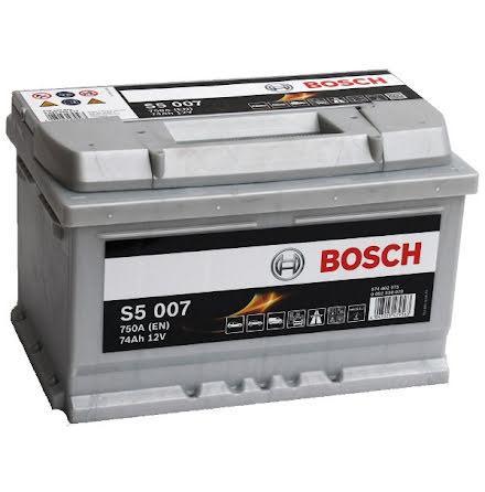 Startbatteri Bosch 12V/74Ah