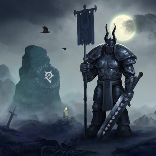 Knight Dark Fantasy Gothic Live Wallpaper Lwp Apps On Google