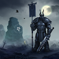 Knight Dark Fantasy Gothic Live Wallpaper LWP APK