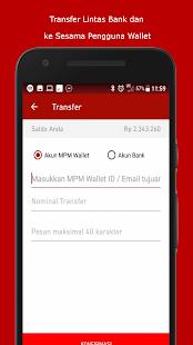 MPM Wallet - náhled