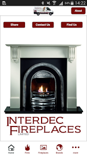 Interdec Fireplaces Ltd- screenshot thumbnail