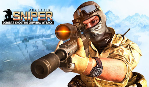 Mountain Sniper 3d Combat Shooting Criminal Attack 1.4 screenshots 13