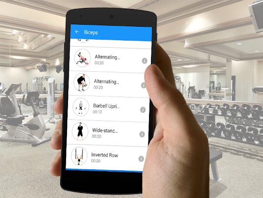 Fitness Workouts - screenshot