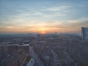 Photo: Sunset on London