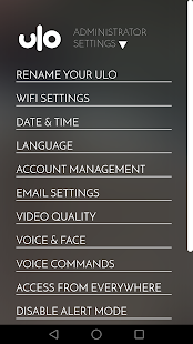 ULO app - náhled