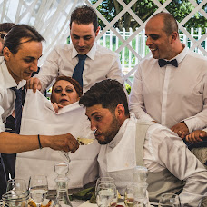 Wedding photographer Luca Garozzo (LucaGarozzo). Photo of 09.08.2017
