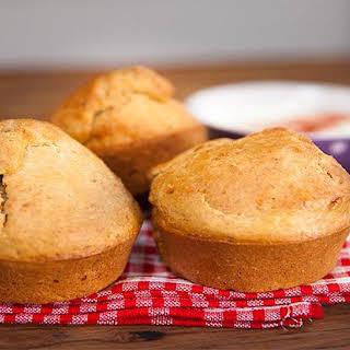Sugar-Free Banana Wholemeal Muffins.