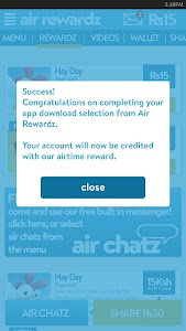 Air Rewardz screenshot 7
