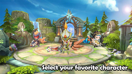 Legend of Brave 6.0.0 screenshots 2