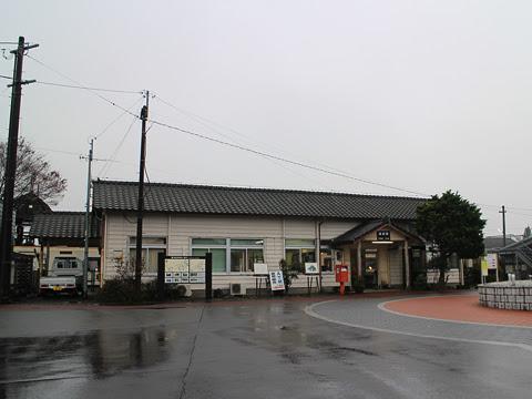 くま川鉄道 湯前駅