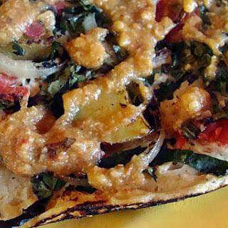 Fermented Oat and Urad Dal Uttapam [Vegan, Gluten-Free]