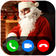 Video Call from Santa Claus (Simulated)