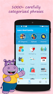 Learn Hindi Quickly FreeApp Latest Version Download For Android and iPhone 2