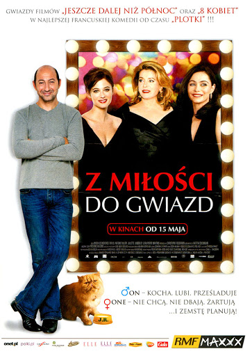 Przód ulotki filmu 'Z Miłości Do Gwiazd'
