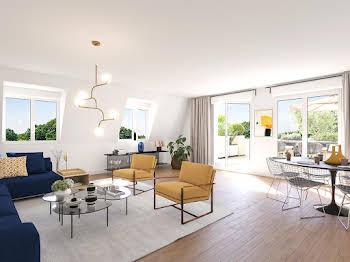 Appartement 4 pièces 74,5 m2