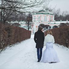 Wedding photographer Elena Mostovykh (Abrikatin). Photo of 14.01.2016