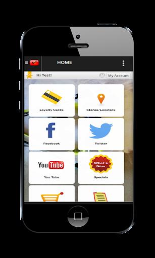 Intersection mLoyal App