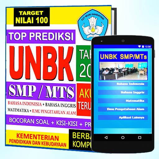 Bocoran Soal UNBK SMP 20  (Lengkap & Praktis) file APK Free for PC, smart TV Download