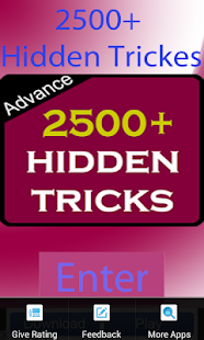 Free 2500+ Hidden Tricks APK