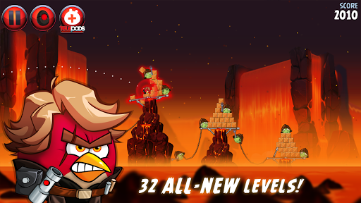 Angry Birds Star Wars II Free screenshot 11
